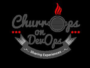 Logo ChurrOps Cinza