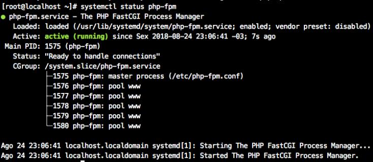 php-fpm-service-status